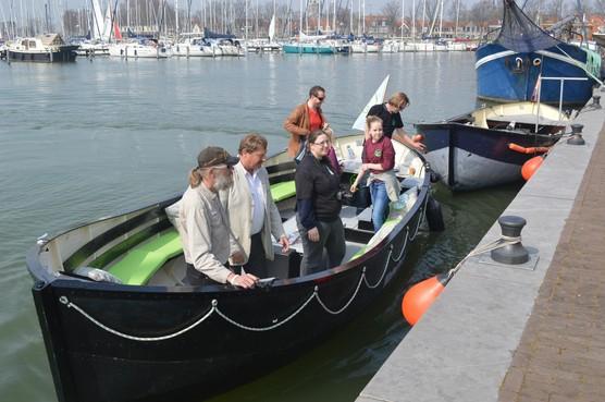 Watertaxi Hoorn is het leukste 'Dagje uit'