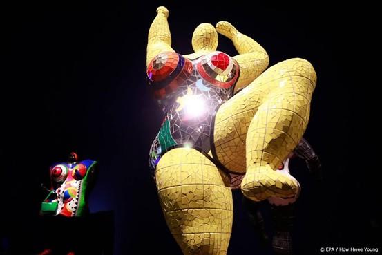Beelden aan zee viert jubileum met Niki de Saint Phalle