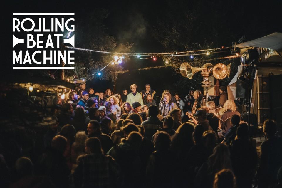 Rolling Beat Machine.