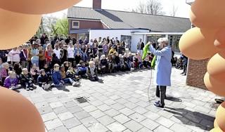 Op zoek naar het geheim van basisschool 't Tuselant dat niet meer het stempel 'kleintje' draagt. ,,We willen groeien, maar geen leerfabriek worden.''