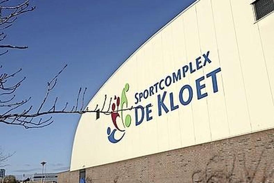Sportcomplex De Kloet in Grootebroek.