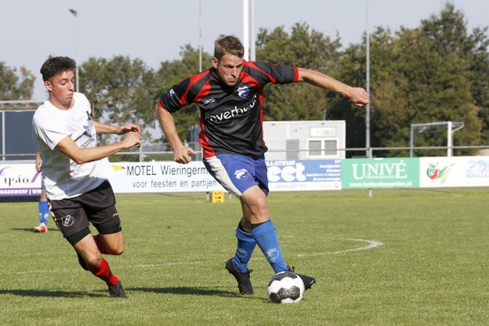 ZAP haalt zonder Schouwvlieger en Groot ruim uit (9-0) tegen Wieringermeer dat nog op De Bruin wacht