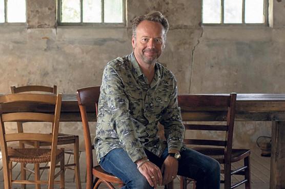 Joris Linssen: 'Ik dwing mezelf om actief te blijven'
