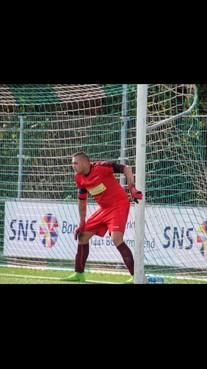 Wherevogels-keeper Davey Cremer voorspelt dat zijn team vol 'verwende voetballertjes' thuis wint van Zeevogels