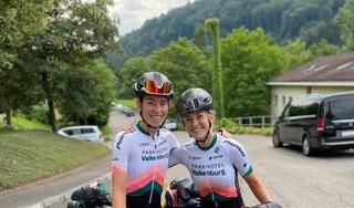 Marit Raaijmakers via Zwitserse natuur onderweg naar Strade Bianche: Bikepacken als creatieve training voor herstart seizoen