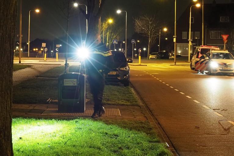 Aanhouding bij geweldsincident Orionweg IJmuiden