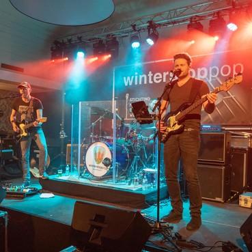 Genieten op muziekspektakel Winterstoppop in Wervershoof