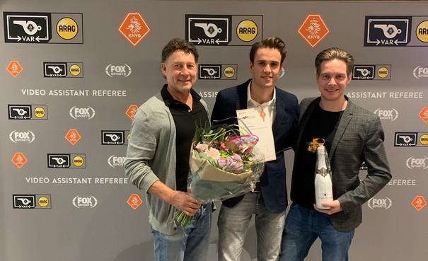 ADO'20 trots op Pasquale Hoekman, het jongste Hoofd Opleiding met een A-status van Nederland: 'Ik ben een voetbaldier in hart en nieren'
