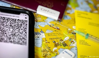 Nederland blijft zoals verwacht rood op Europese coronakaart