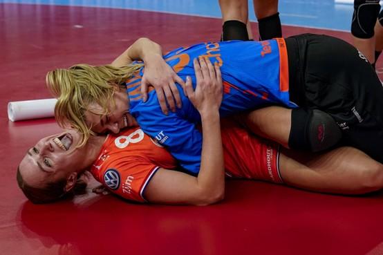 Tess Wester roemt mentale kracht handbalsters