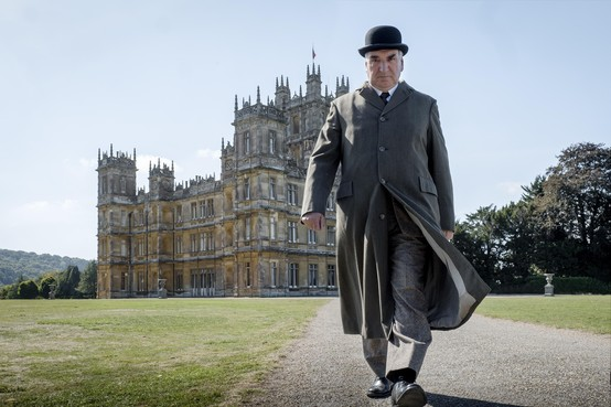 Filminterview:'Downton Abbey' is goedmakertje voor alle fans