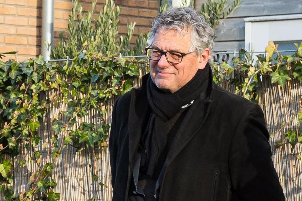 Raadslid Nico van Baarsen.