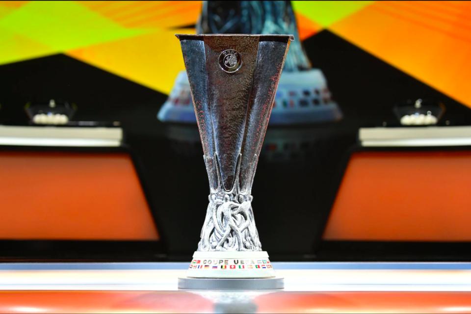 De cup van de Europa League.