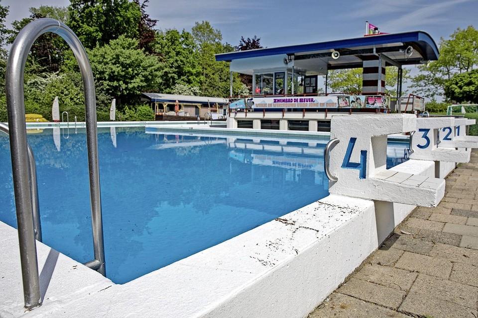 Zwembad De Bever in Sint Pancras.