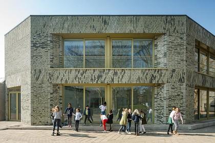 Vernieuwing Haarlemse school De Molenwiek bekroond met Lieven de Key Penning