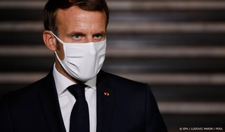 Macron belooft hardere aanpak moslimextremisme
