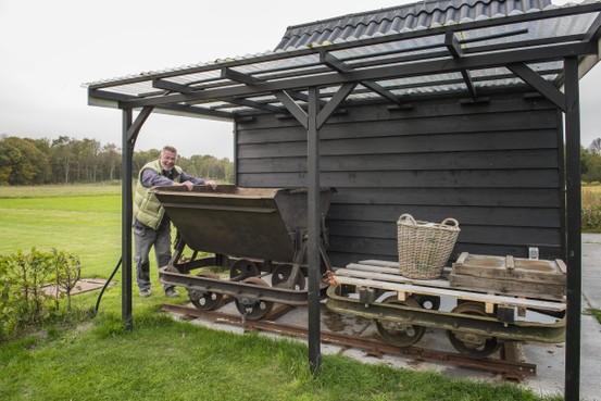 Smalspoor in het bollenland van Castricum bijna gereed