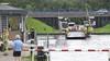 Lichaam van vermiste 24-jarige man gevonden tijdens zoektocht in Noordhollandsch Kanaal bij pont in Breezand [update, video]