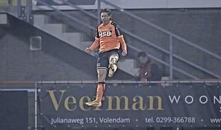 FC Volendam geeft comfortabele voorsprong weg tegen beter Roda JC