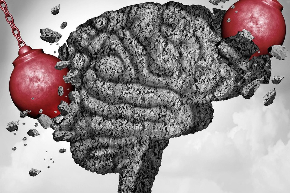 De Ziekte van Huntington sloopt langzaam maar met kracht de hersenen.