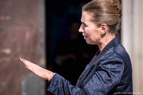 Deense Premier: constructief gesprek met Trump