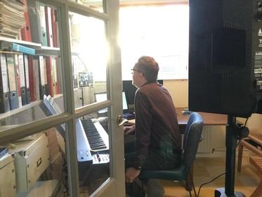 Online koorrepetitie: alleen samen zingen