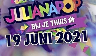 Julianapop houdt ook in 2021 de poort gesloten, organisatie komt wél met een online-festival