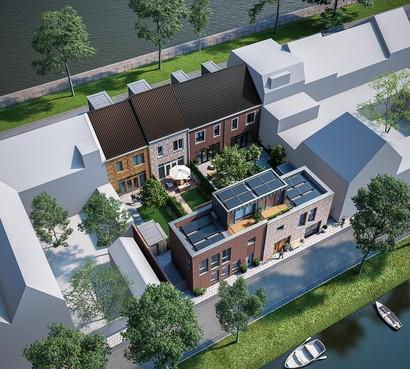 Na jaren gapend gat aan de Binnenhaven in Den Helder start volgende week het heiwerk