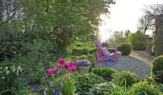 Geen echte Groene Route in april, vanwege corona. Maar de echte tuinliefhebber kan toch aan de bak. Bij Versicolor, of in andere tuinen op afspraak [video]