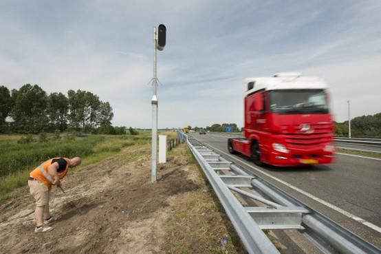 Invoering trajectcontrole op de N9 (Alkmaar-Den Helder) is uitgesteld, mogelijk zelfs tot eind 2020
