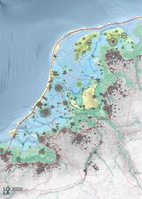 Alkmaar En De Rest Van Noord Holland Is In Het Jaar 2200 Van