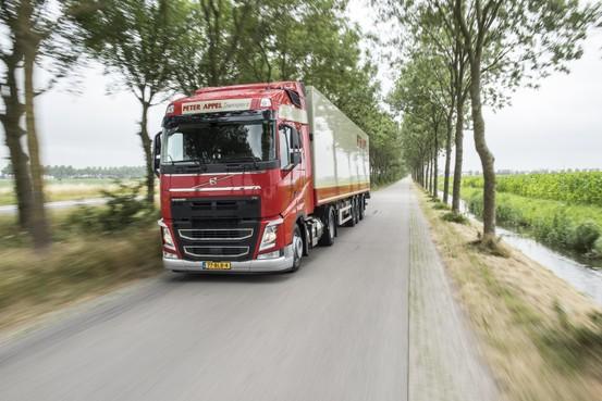 Peter Appel Transport groeit flink door overname wegtransport van Kuehne   Nagel in Nederland