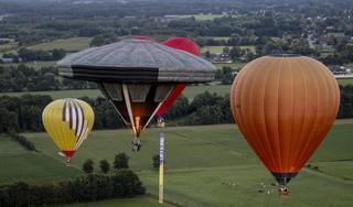 DJ-acts op Mysteryland dit jaar vanuit luchtballonnen; Fans kunnen eind augustus genieten van online festival 'Let's Get High'