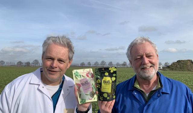 'Het verschil is bizar, ze zijn zó lekker'. Journalisten Arend van den Berg en Bert Wiggers storten zich met Bikl op de markt van de gefermenteerde pickles [video]