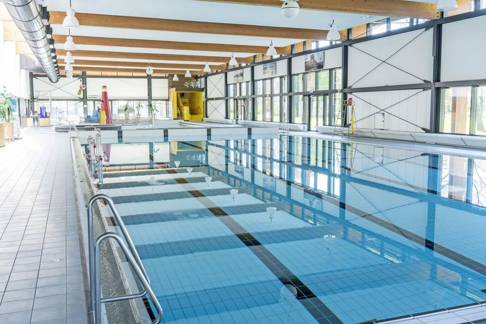 Zwemmen in aquacentrum het Heersdiep. De groep reumapatiënten zoekt nieuwe leden.