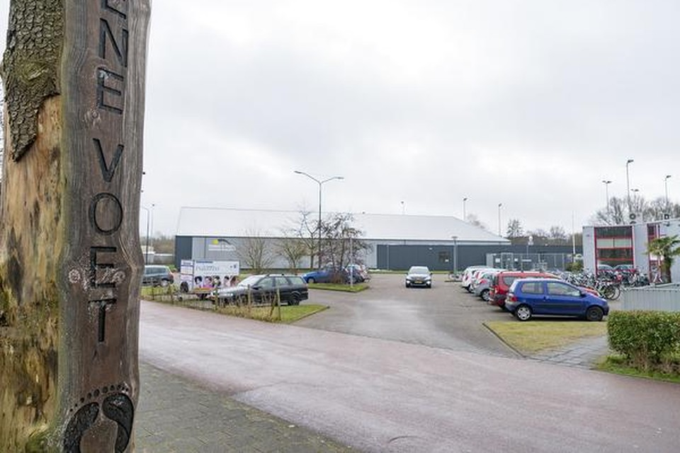 Het tennis- en padelcentrum Daalmeer aan het Klaas Bootpad