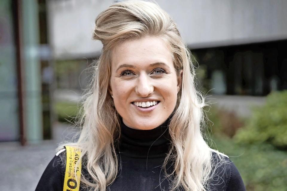 Britt Dekker.