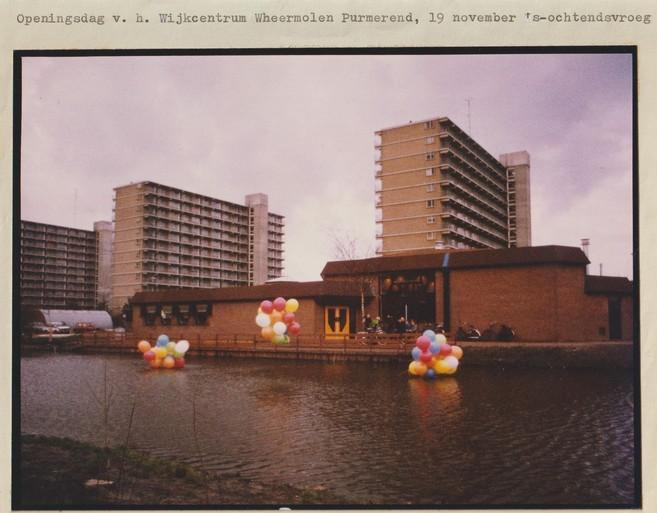 Afgebrand wijkcentrum 't Noot was het hart van de Purmerendse wijk Wheermolen