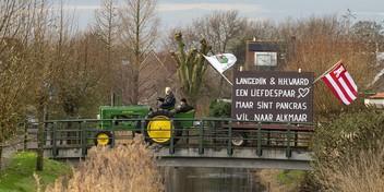 Provincie is positief over fusie Dijk en Waard, maar 'Herindeling nog geen gelopen koers', zegt de dorpsraad Sint Pancras