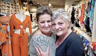 Nancy vertrekt bij Nencies Lingerie en Badmode en geeft stokje door. 'Op het hoogtepunt moet je het feestje verlaten'
