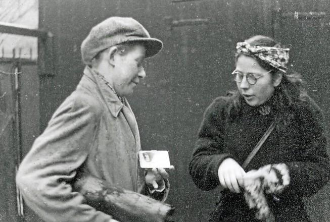 Op de honderdste verjaardag van Hannie Schaft gaat de exposi... -  Noordhollands Dagblad