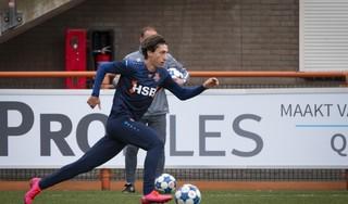 Doelpuntenmachine Mulattieri verkiest Volendam boven Barça B: 'Ik wil leren hoe voetbal buiten Italië wordt gespeeld'
