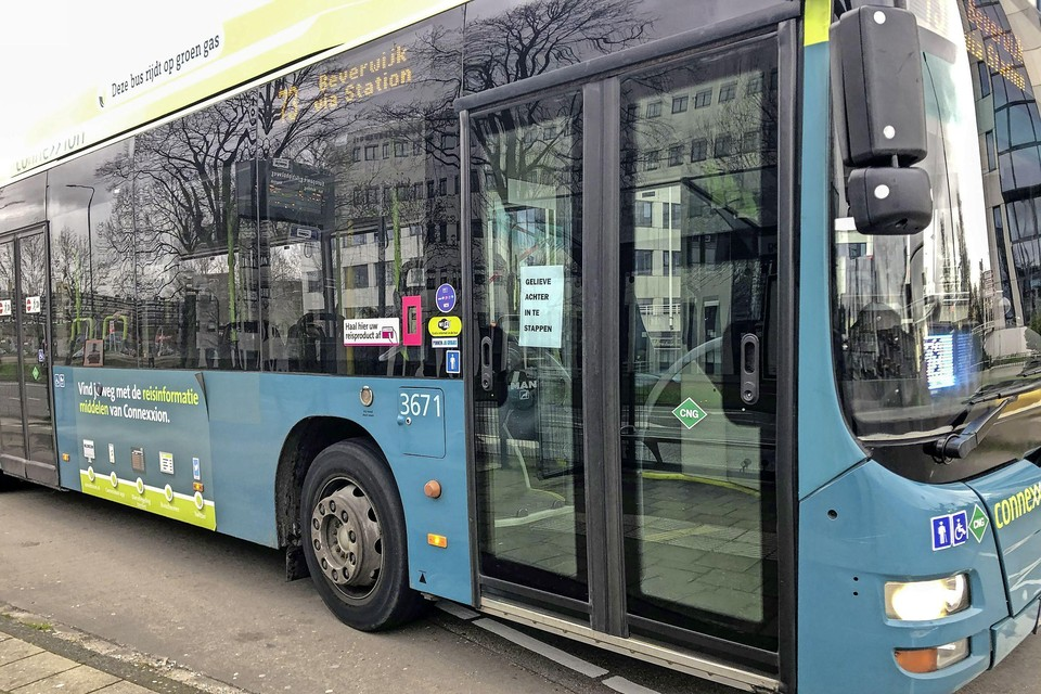 Connexxion en de provincie Noord-Holland willen terug naar het aantal reizigers van voor de coronacrisis.