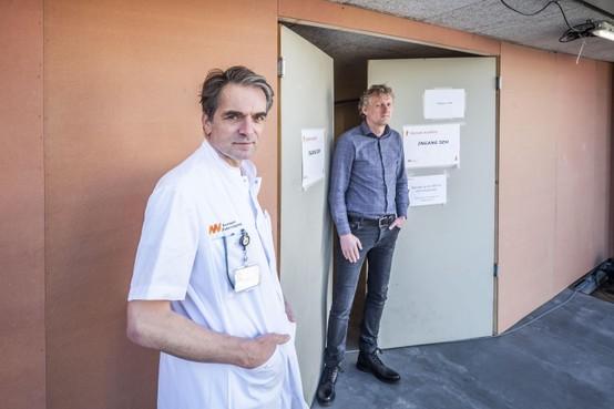 Spoedeisende hulp in Alkmaars ziekenhuis komt door coronacrisis niet in de knel: 'Je kunt mensen na een auto-ongeluk, met gebarsten lichaamsslagaders of een beroerte niet wegsturen'