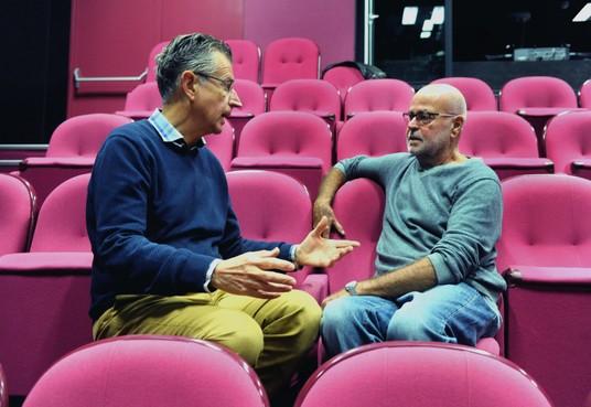 Lintje voor theater-vrijwilliger Max Koolwijk uit Schagen