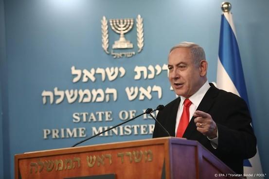Israëlische premier Netanyahu niet besmet met coronavirus