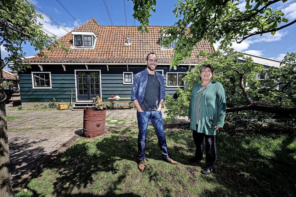 Jongwijs is deze zomer alleen open op 11 september, de Dag van Westzaan. Gastvrouw is dan Nel Douw, samen met zoon Simon initiatiefnemer van Jongwijs.