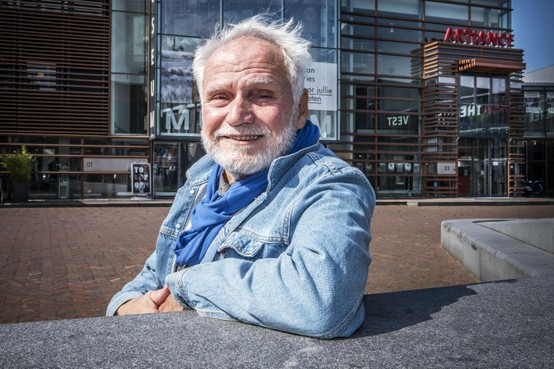 Winnaar Victoriefonds Oeuvreprijs Hans Man in 't Veld: een keihard werkend zondagskind