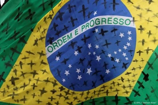 Brazilië heeft na de VS de meeste coronabesmettingen