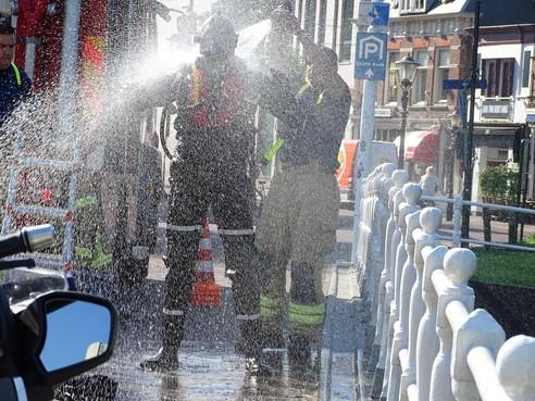 Brandweer Heerhugowaard werft vanwege tekort aan duikers nu ook buiten kazerne
